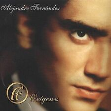Origenes by Alejandro Fern ndez (CD, Sep-2001, Sony Music Distribution (USA))
