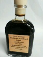 -BALSAMIC VINEGAR of Modena (100cc) ITALY aged 31 years. Aceto balsamico