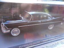 Plymouth Savoy / Modellauto / Schwarz / James Bond / unbespielt / 1:43
