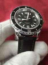 New Seiko 5 Auto NE15 SNZH Fifty Five Fathoms FFF Blancpain Homage Ultimate Mod