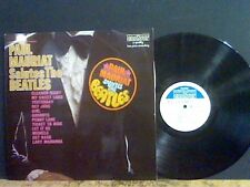 PAUL MAURIAT Salutes The Beatles  LP   Lovely copy !