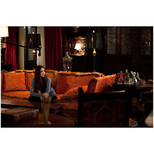The Vampire Diares Nina Dobrev as Elena Sitting on Couch 8 x 10 inch Photo