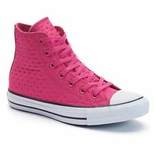 Women's Converse Chuck Taylor All Star Neoprene Pink High-Top Sneakers - Size: 9