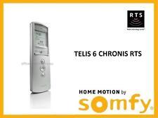 SOMFY TELIS 6 Chronis PURE RTS Funk Zeitschaltuhr Handsender