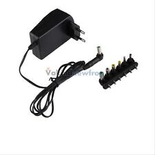 Universal AC DC Adapter Converter Power Supply 3/4.5//6/7.5/9/12V 2.5A Charger