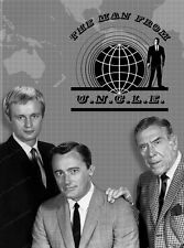 8x10 Print Robert Vaughn David McCallum Man from UNCLE 1964 #UN92