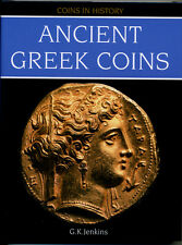 ANCIENT GREEK COINS  BY G K JENKINS