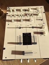 Vestax Pmc 07 Pro Weiß Penny Giles Fader
