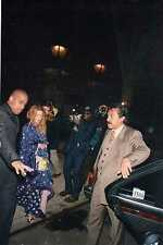 B Photo Foto Vera Madonna steps out for Versace Gala New York 1997