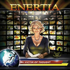 ENERTIA - Victim Of Thought DCD (NEW*US POWER/THRASH METAL*HERETIC*M.CHURCH)