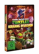 DVD * TEENAGE MUTANT NINJA TURTLES - KRAANG INVASION - DVD 3 - TMNT # NEU OVP +