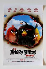 The Angry Birds Video Game Turned Sony Animated Movie Promotional Mini Poster