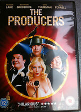 Matthew Broderick Nathan Lane DIE HERSTELLER ~ 2005 Musical Comedy UK DVD