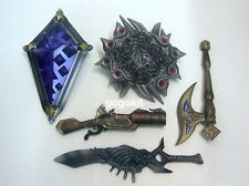 Square Enix Final Fantasy XII Play Arts Arms Figure Weapon Set of 5