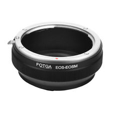 FOTGA Lens Adapter for Canon EOS EF EF-S Lens to EOS M EF-M Mirrorless Camera