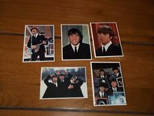 THE BEATLES TOPPS BUBBLE GUM CARDS