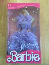 Barbie Dolls - Sears Special Limited Edition Lilac and Lovely Barbie 1987