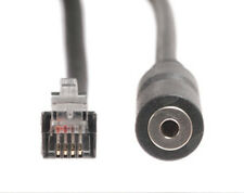 3.5mm Jack to RJ9/RJ10 iPhone Headset to Cisco Office Phone Adapter Cable