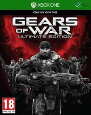 Gears Of War Ultimate Edition & Golden Hunter DLC Xbox One *NEW SEALED PAL* emc