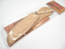 """DO IT YOURSELF Leather SHEATH Kit For Straight Fixed Knife Up To 8"""" Blade SH1005"""