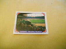 FIGURINE PANINI-EUROPA '96-STADIO-LONDON-WEMBLEY STADIUM 20-N.-EURO 1996