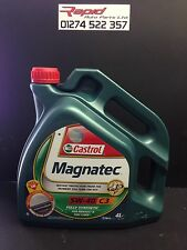 Castrol Magnatec 5W40 C3 Fully Synthetic  Car Engine Oil 4L Litre