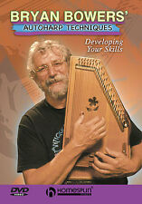 Learn How To Play The Autoharp Techniques Tutor DVD CHORDS TUNING HARMONY LESSON