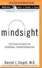Mindsight : The New Science of Personal Transformation by Daniel J. Siegel...