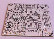 100W MOSFET Power Amp PCB DIY NEW IMPROVED LAYOUT