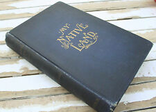 Antique~1st Edition~My Native Land~James Cox~1895~History~Salem Witch~Cowboys~US