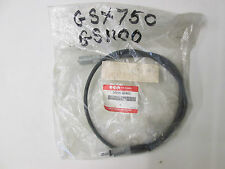 GENUINE Suzuki GSX 750/1150 GS 550/1100/1150 Speedo Cable