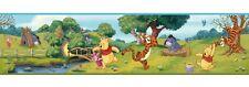 Wallpaper Border Nursery Childrens Kids Room Disney Winnie the Pooh