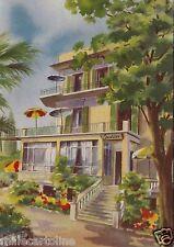 # GENOVA - NERVI: HOTEL PENSIONE LAURIN - 1961