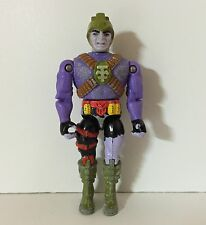 BIONIC SIX 6 Glove action figure 1986 LJN 1980's Vintage Die-Cast Metal
