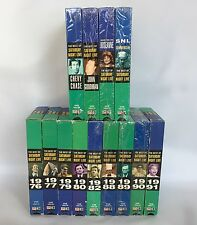 Best Of Saturday Night Live SNL 13 Vhs Tapes Lot 70s 80s 90s Chevy Chase More