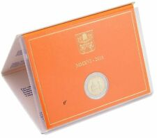 "2 euro commémorative Vatican 2016  "" Gendarmerie """