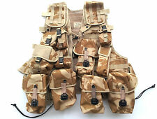 ORIGINAL MILITARY VEST TACTICAL LOAD CARRYING BRITISH ARMY DESERT DPM MOLLE UK