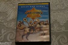 Luke and Lucy The Texas Rangers (DVD, 2011, Digital Copy) Billy Ray Cyrus family