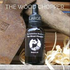 La Madera Chopper-Grande Barba De Aceite-Los Audaces Barba Co