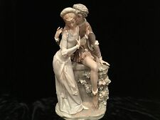 Retired Lladro porcelain figure Lovers From Verona Romeo Juliet LARGE 15.5""