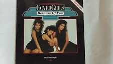 """THE COVER GIRLS -Because Of You- 12"""""""