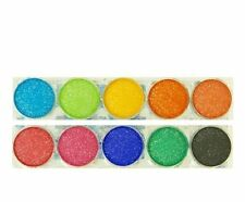 Crossdresser 10 Color Blend Sparkle Eyeshadow Palette Kit Glitter Bette`*