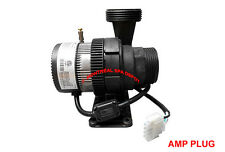 "Laing E14 spa hot tub circulation pump 230V 1.5"" BUTTRESS THREADED + 4' cord AMP"