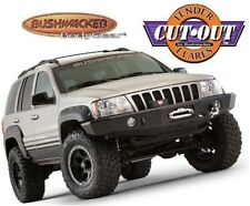Bushwacker 10926-07 Front & Rear Cut-Out Fender Flares for 99-04 Grand Cherokee