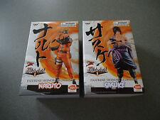 """Naruto Shippuden Ultimate Ninja Storm 3 - Naruto & Sasuke 6"""" Figures (1 Each)"""