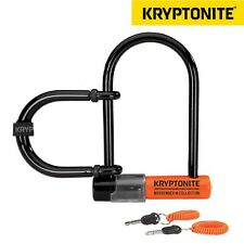 Kryptonite Messenger mini + vélo bicyle lock w u-lock Extender 9.5cm x 16.5cm