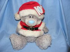 Oso Teddy Me To You Tatty Teddy Navidad con Conjunto Papa Noel G01W3305