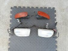 1990-1993 Toyota Celica Fog Lights & Side Marker Lights Set