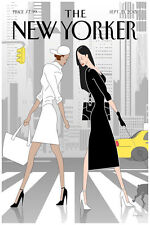 "The New Yorker Cover Nov 2015 Art Print Poster 16"" x 24"""