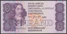 ➡ SOUTH AFRICA 119d - 5 Rand 1980 UNC Various prefixes ➡ FREE SHIPPING €100+
